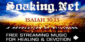 Listen to free soaking worship music